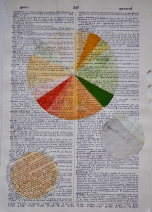 Pie Chart Collage